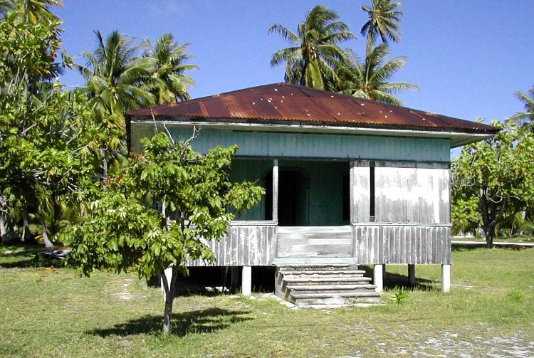 Maison Dupont de Fakahina