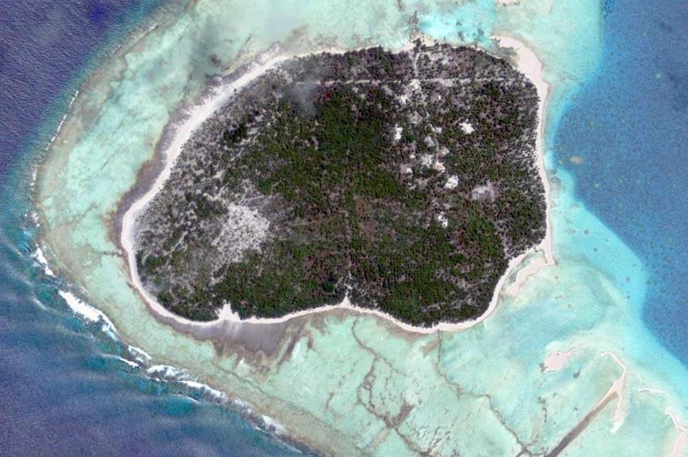 Atoll de Hereheertue