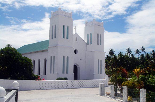 Eglise de Reao