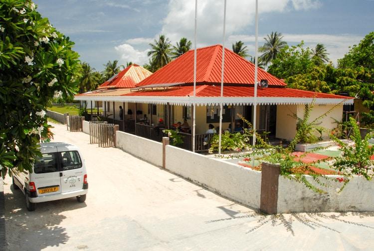 Mairie de Ahe