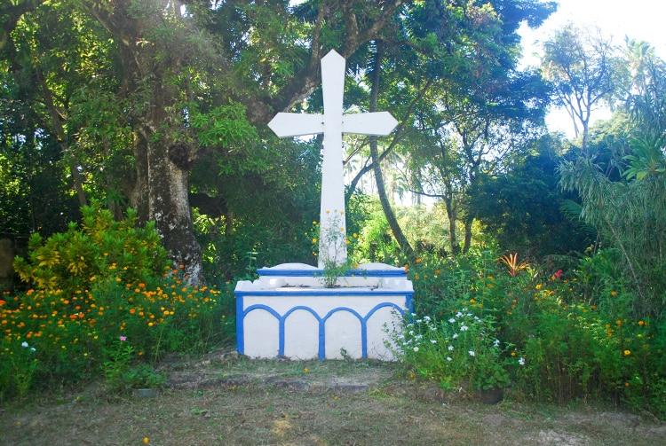 Croix de Akamanu, Gambier