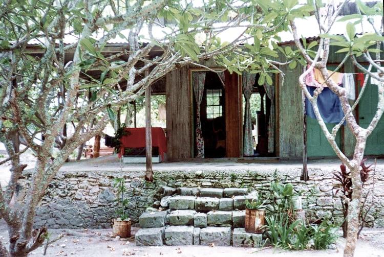 Maison de Joséphine à Amanu © Tahiti Heritage