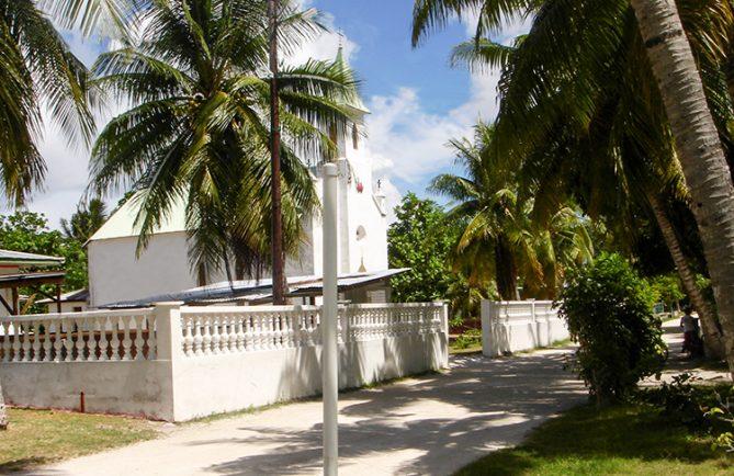 Eglise Saint-Philippe de Apataki