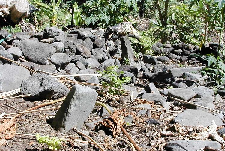 Marae de la Tuauru, Mahina