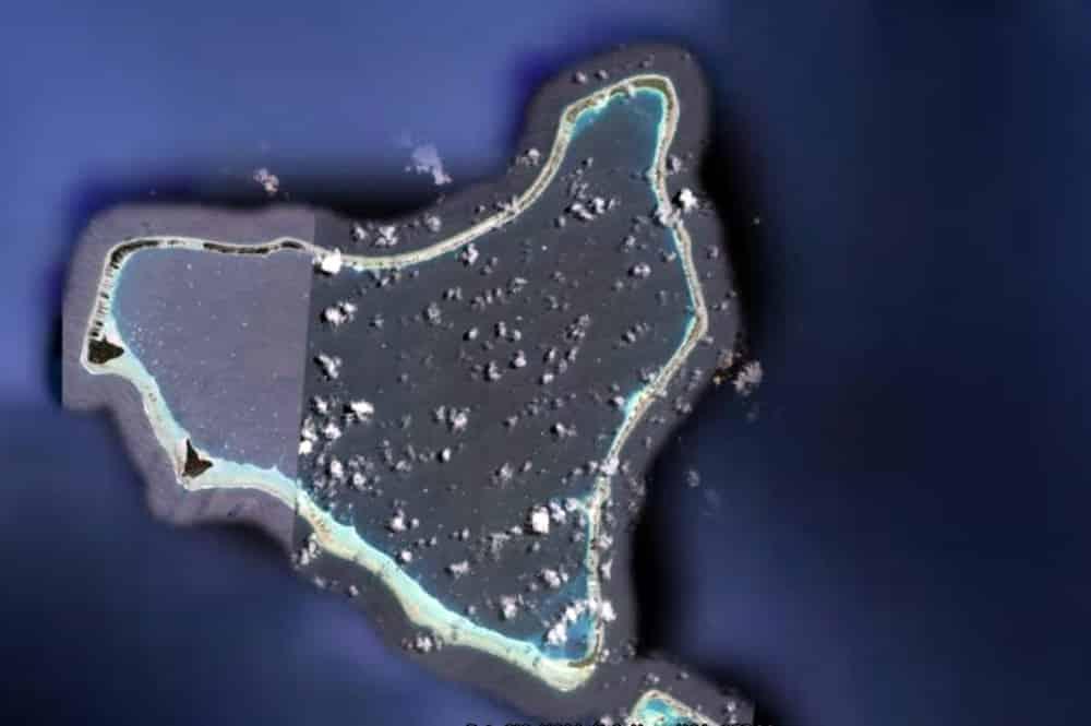 Atoll de Marokau