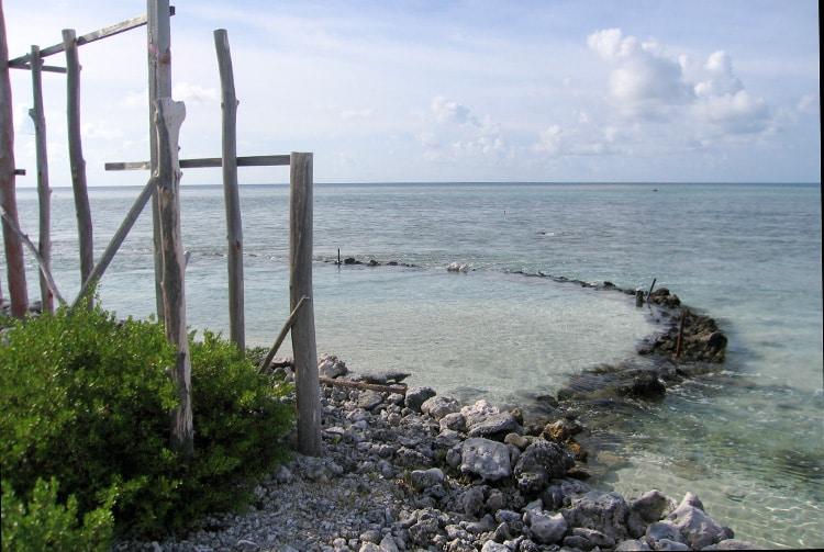 Parc à poissons de Motutunga