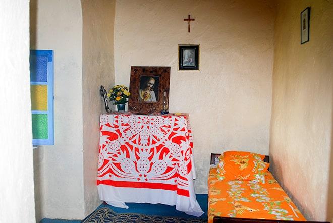 Presbytère d'Akamaru , Gambier © Tahiti Heritage