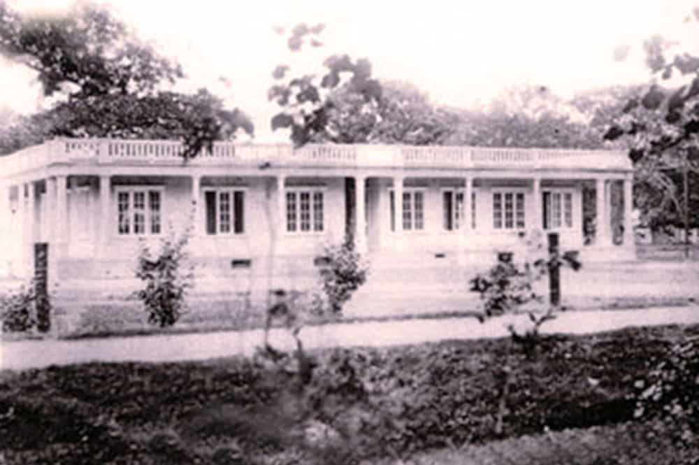 Maternité de Papeete en 1927