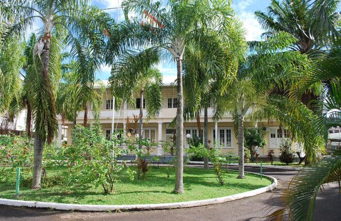 Ministère de la santé, ancienne maternité de Papeete