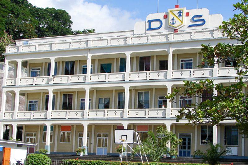 Collège La Mennais de Papeete Tahiti