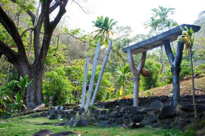 Marae Tupuhaea de Hamuta - Pirae Tahiti