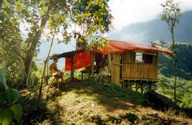 Refuge du plateau de Tamanu