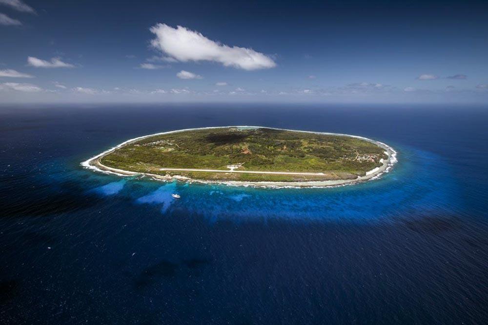 Ile de Rimatara, Archipel des Australes