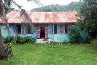 Vieille maison de Moerai