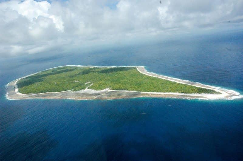 Ile de Teiki, Tuamotu