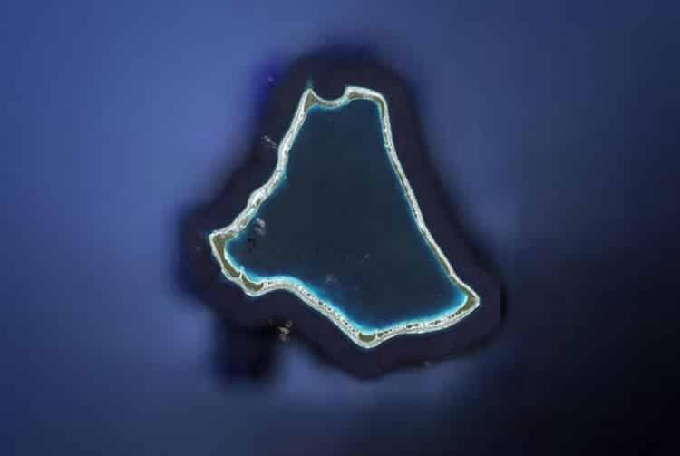 Atoll de Tematangi