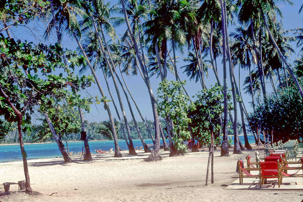 Connu Ancien Club Med de Moorea - Tahiti Heritage VB27