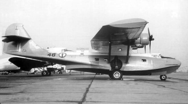 Hydravion Catalina 48