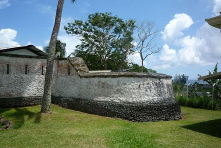 Fort de Taravao, Taiarapu Est
