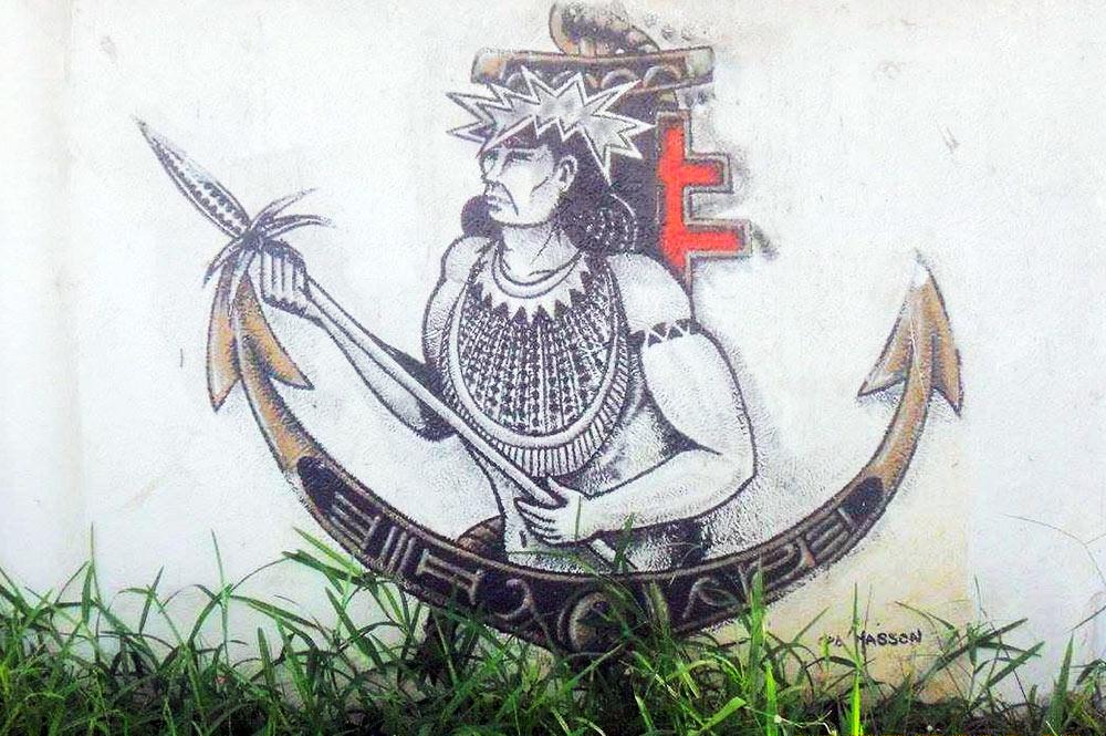 Les Sauvages de Taravao