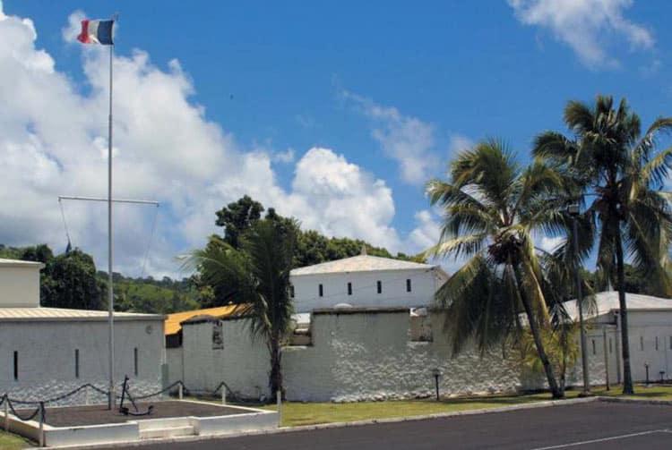 Le fort de Taravao en 2016. Olivier Mazat