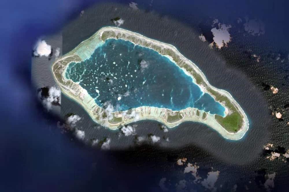 Atoll de Napuka, Tuamotu