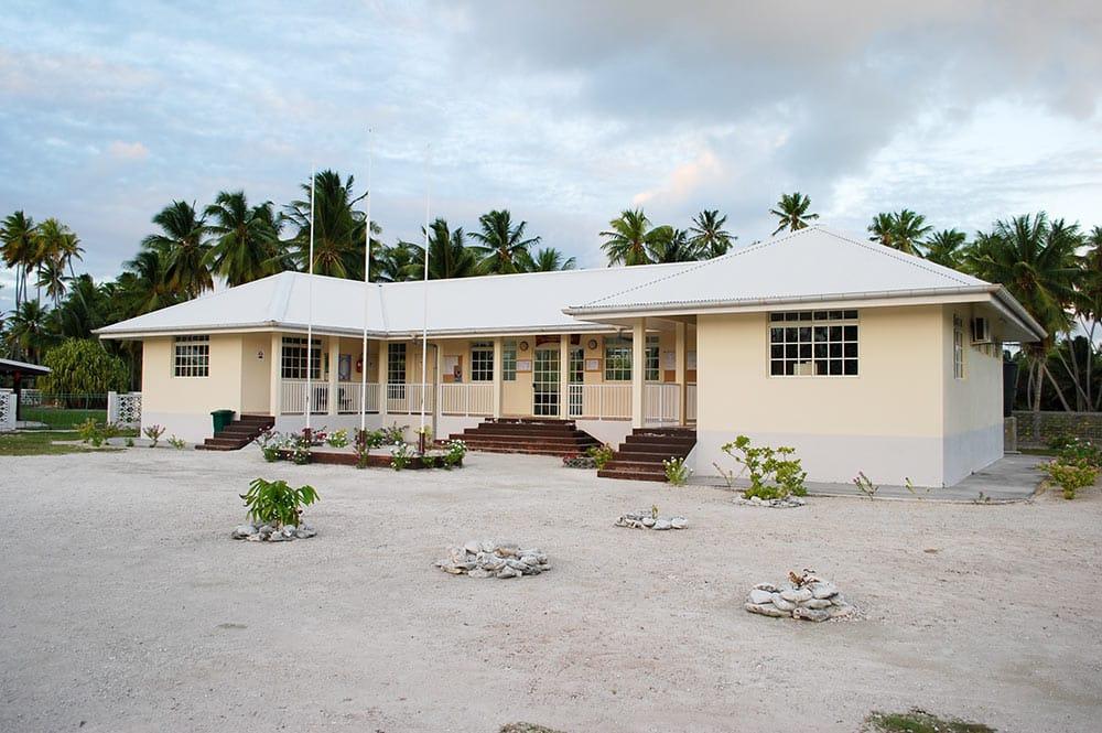 Mairie de Napuka, Tuamotu