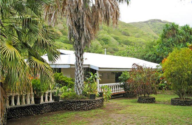 Mairie de Vaiapee à Ua Huka