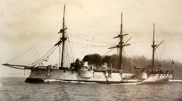 L'avison Kersaint en 1871