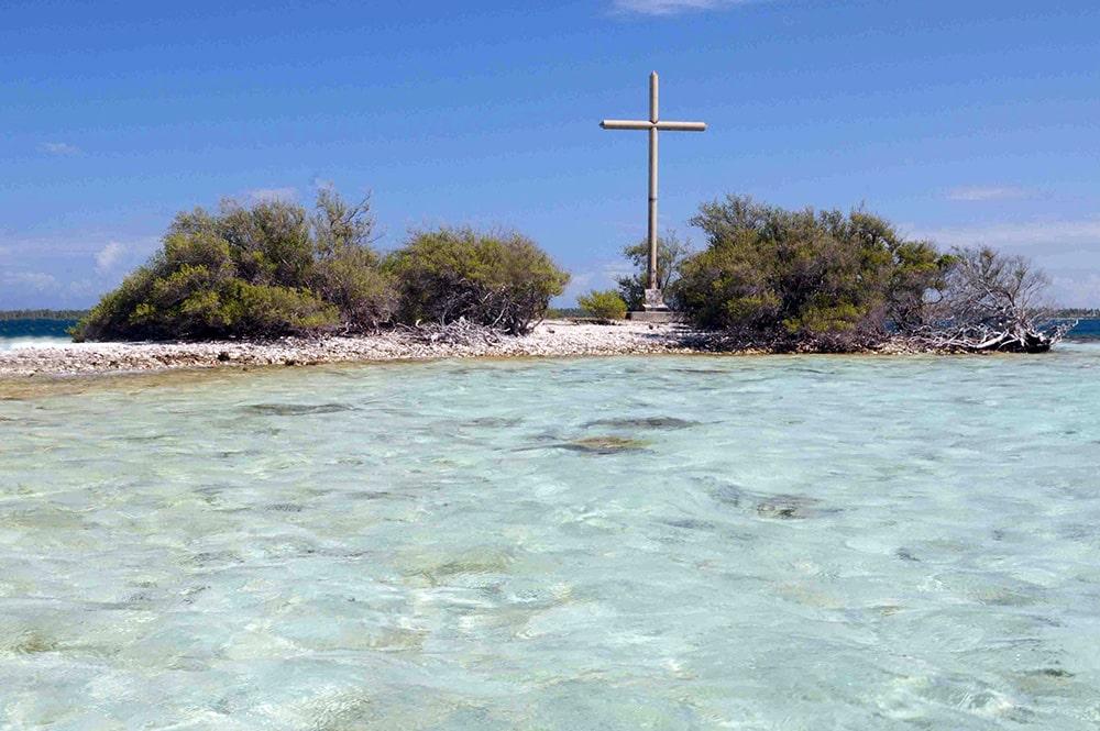 Motu à la croix de Fakahina