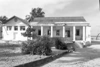 Maison communale de Katiu en 1967
