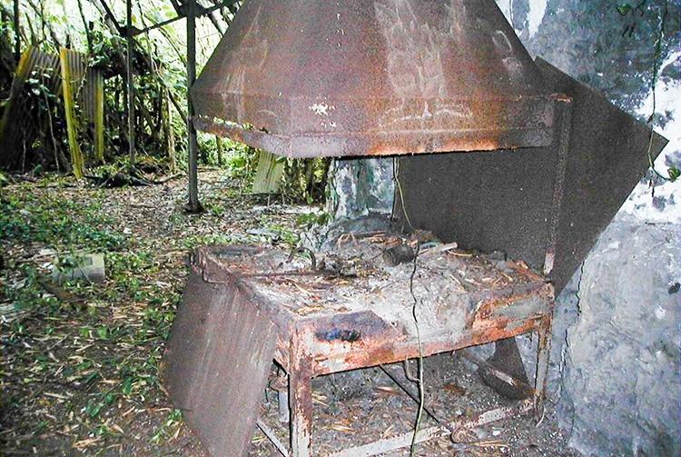 La forge de Makatea