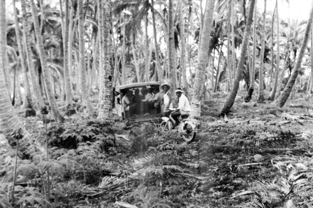 Ofare, Niau en 1967
