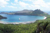 Baie de Anaho à Nuku Hiva