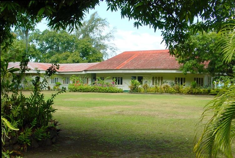 Maison de Cornelius Crane à Paea