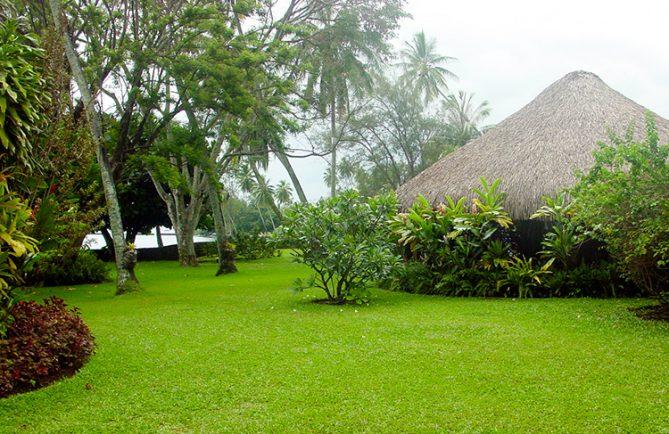 Maison Robinson à Paea