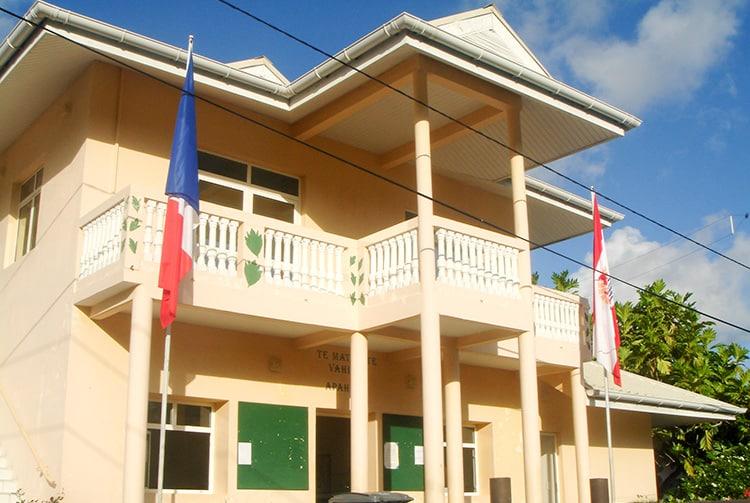 Mairie de Tatakoto