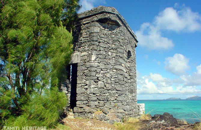 Tour du cap Mata Kuiti à Aukena © Tahiti Heritage / Olivier Babin