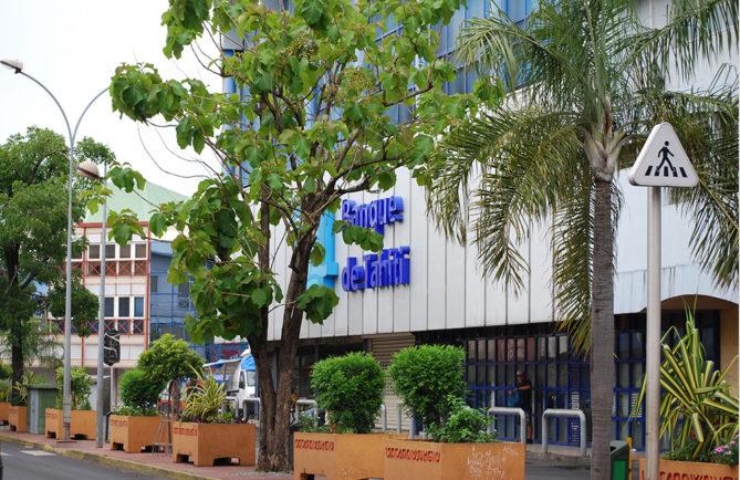le Teck, de l'avenue Foch à Papeete