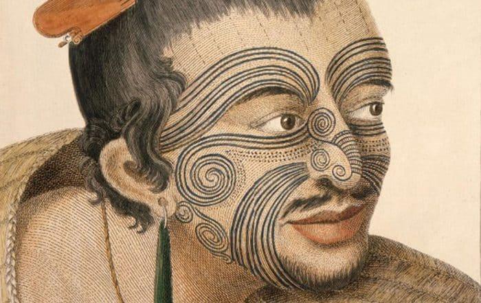 Ta Moko Māori