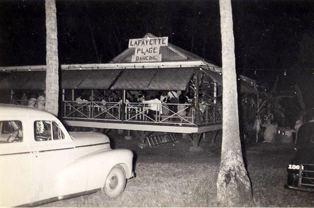 Le Lafayette, haut lieu des bringues tahitiennes, Arue