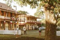 La mairie de Papeete en 1966