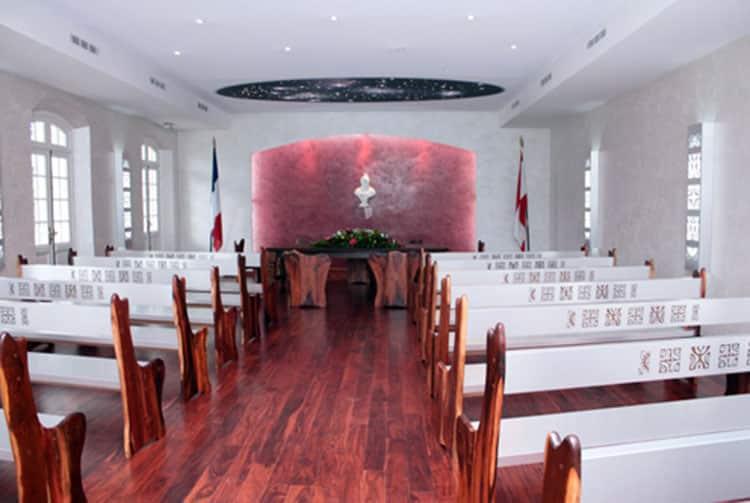 Salle des mariages de la Mairie de Papeete