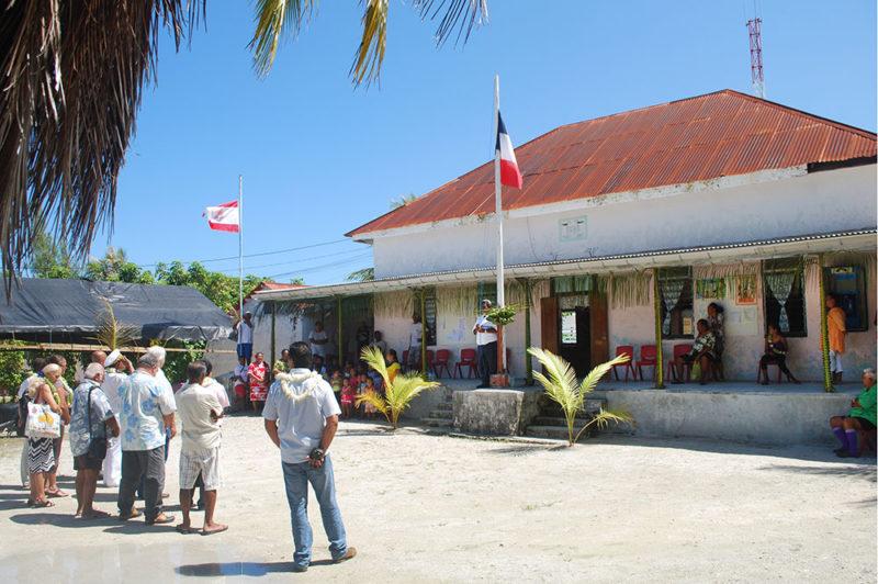 Mairie de Kauehi 2013