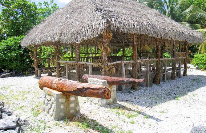 Canons de l'Africaansche Galey - Takaroa