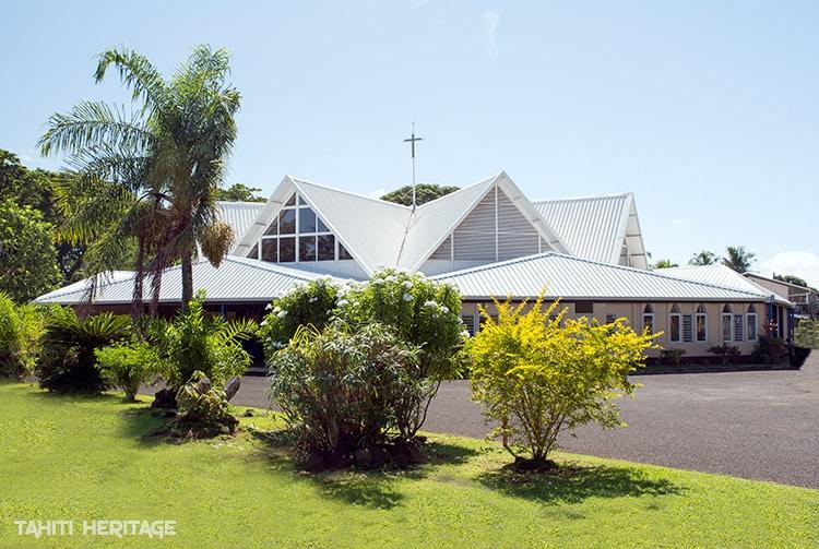 Eglise Saint-Paul de Mahina