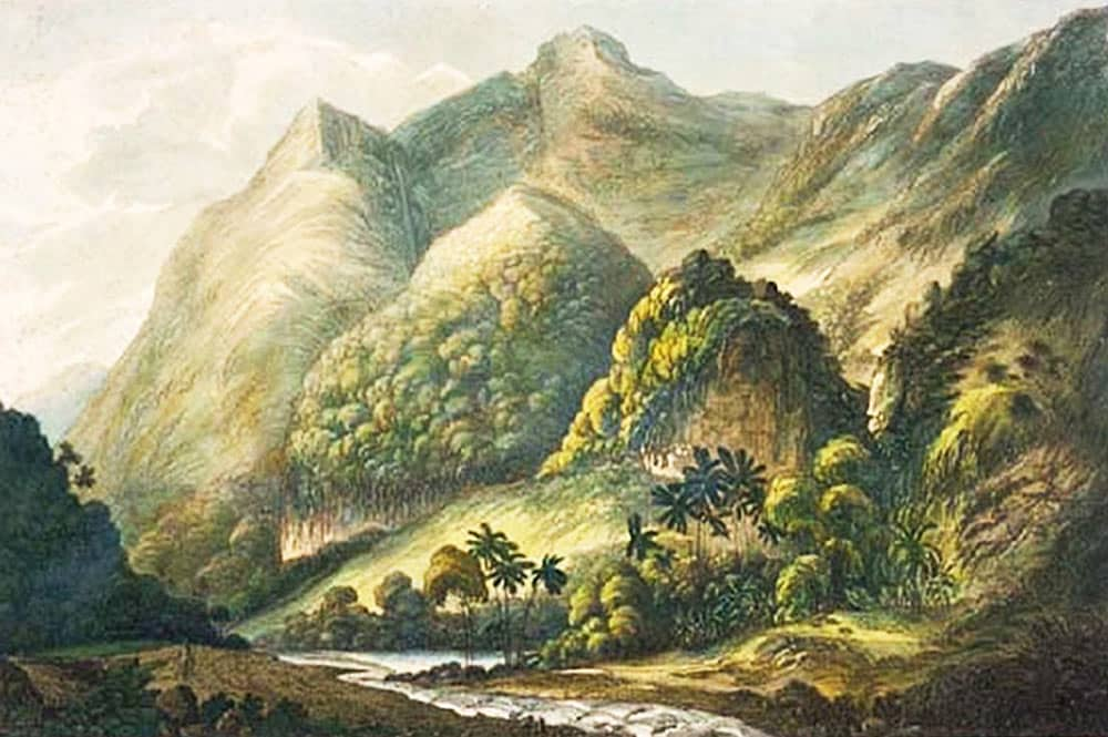 Tuauru, la vallée d'origine de l'arbre à pain, Uru