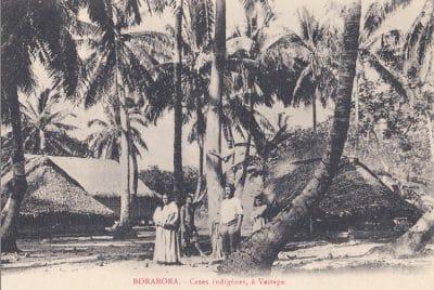 Fare à Bora Bora