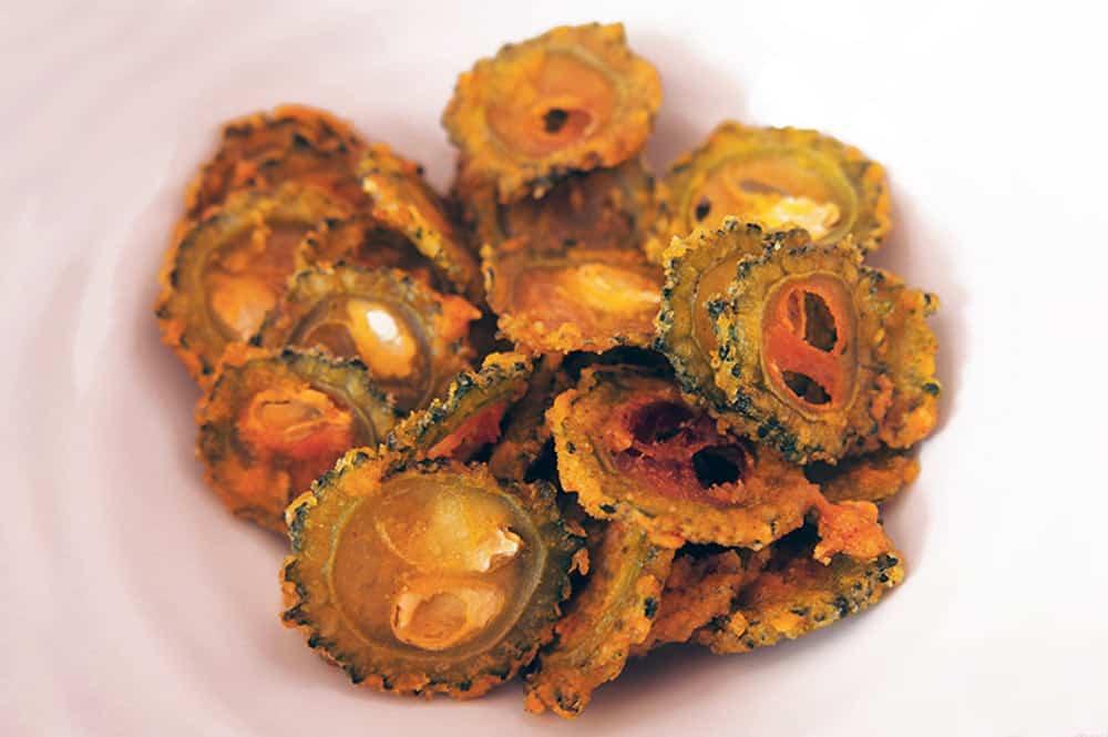 Chips de fuka, margose