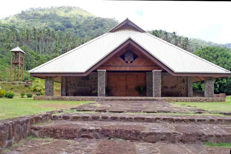Eglise Saint-Joseph, Taipivai, Nuku Hiva